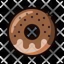 Doughnut Donut Pastry Icon