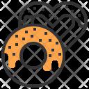 Doughnut Sweet Love Icon