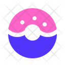 Doughnut Bakery Dessert Icon