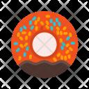 Doughnut Dessert Food Icon