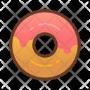 Doughnut Food Bakery Icon