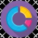 Doughnut Chart Dashboard Icon