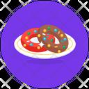 Doughnuts Donuts Confectionery Icon