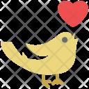 Dove Bird And Icon