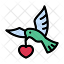 Love Fly Peace Icon