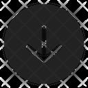 Arrow Download Down Icon