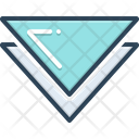 Drill Down Website Application Icon