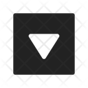 Down Show Arrow Icon