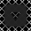 Down Arrow Show Icon