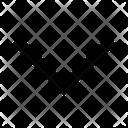 Bottom Interface Web Icon