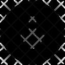 Interface Circle Arrow Icon