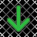 Arrow Down Arrow Arrows Icon