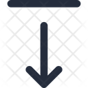 Arrow Move Down Icon