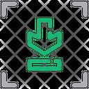 Down Arrow Arrow Down Icon