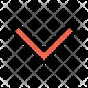 Down Arrow Icon