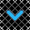 Down Expand Arrow Icon