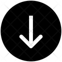 Down Arrow Down Arrow Icon