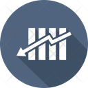 Bar Chart Growth Icon