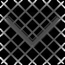 Arrow Down Arrow Direction Arrow Icon