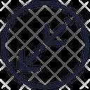 Arrows Symbol Icon