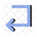 Left Business Design Icon