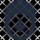 Down Motion Icon