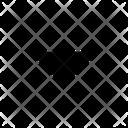 Down Triangle Icon