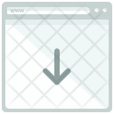 Down website Icon