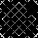 Downcast Icon