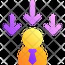 Downgrade Icon