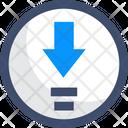 M Downgrade Downgrade Downlaod Icon