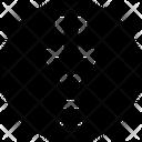 M Downgrade Icon
