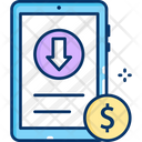 Downgrade Download Price Download Icon