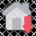 Downgrade Home Icon