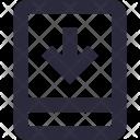 Download Mobile Smartphone Icon