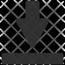 Action Download Arrow Icon