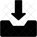 Down Arrow Download Icon
