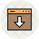 Download Web Page Icon