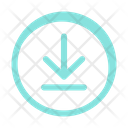 Download Save Arrow Icon
