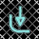 Download Import Arrow Icon