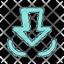 Download Arrow Save Icon