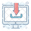 Download Download File Downloading Icon