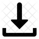 Download Arrow Down Icon