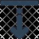 Sign Arrow Receive Icon