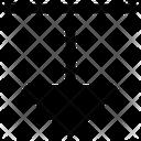 Arrow Arrows Down Icon