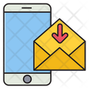 Download Message Email Icon