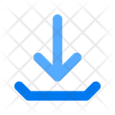 Download Arrow Down Direction Icon