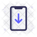 Mobile App Download Icon
