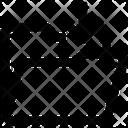 Inside Folder Arrow Icon