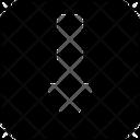 Arrow Button Down Icon